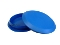 blue perforated plastic cap